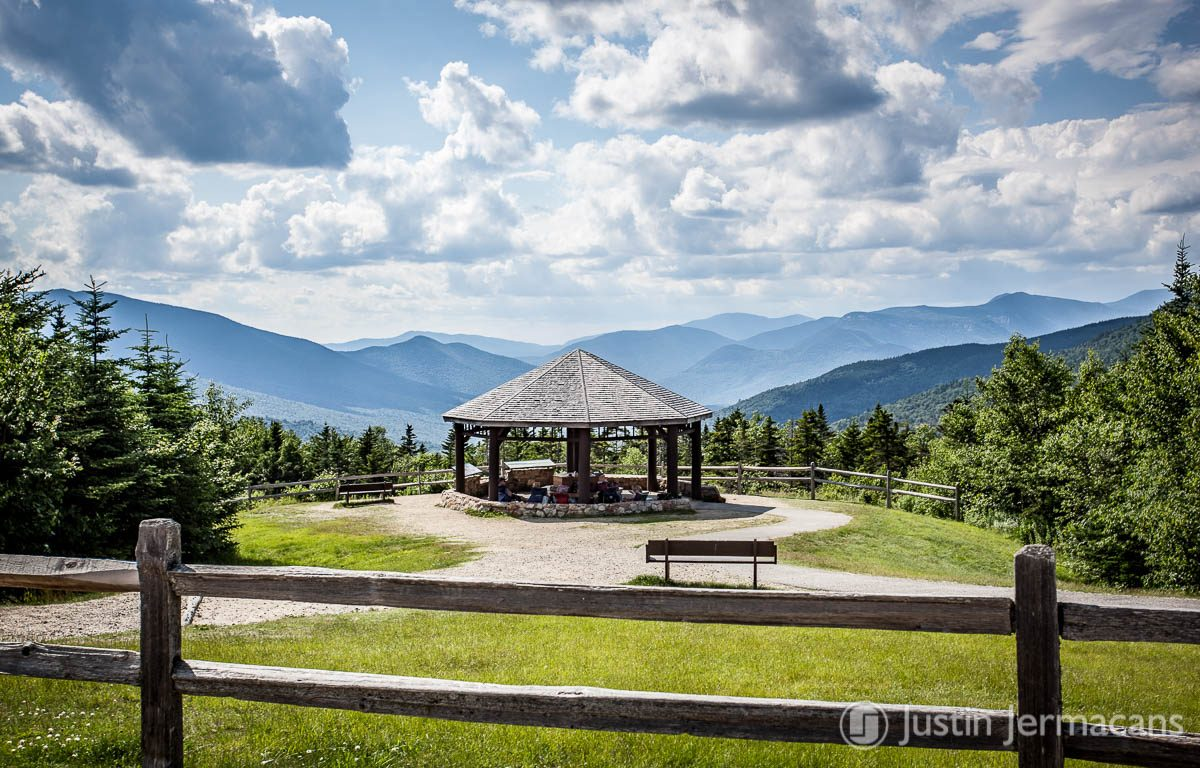 Pemigewasset Overlook - White Mountain National Forest