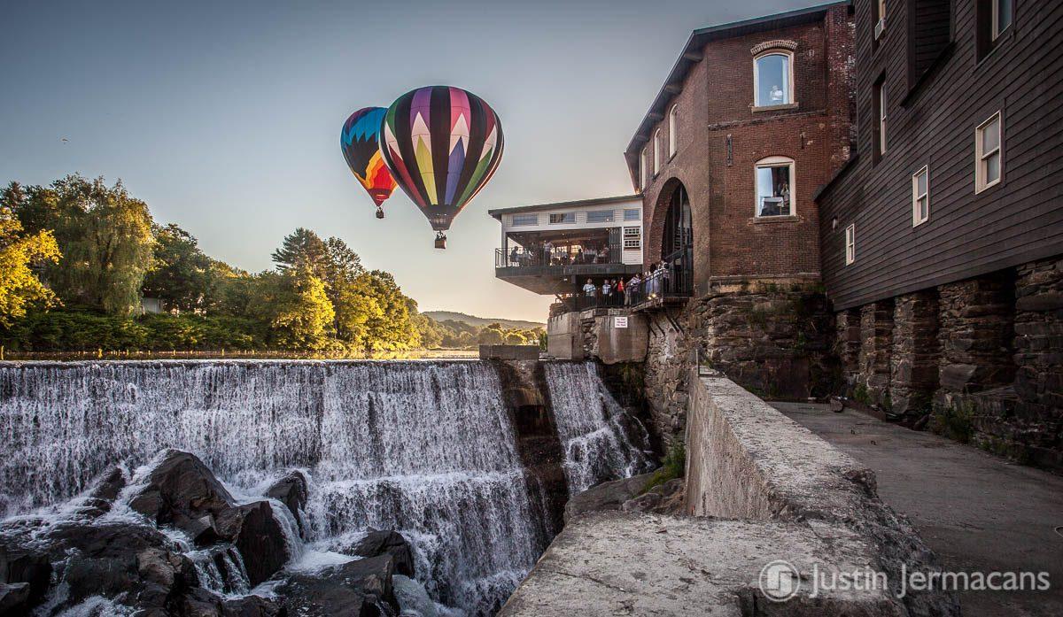 Hot Air Balloon Festival -  Quechee, VT