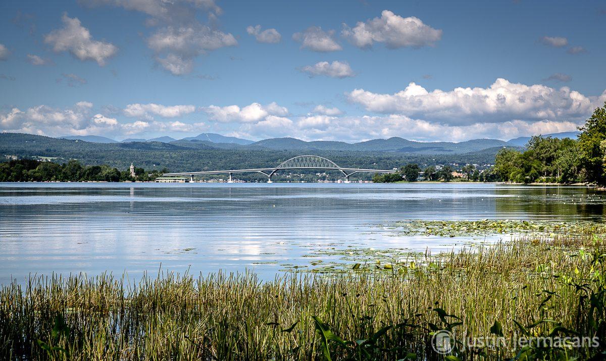 Lake Champlain Bridge - Addison, VT