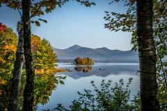 Fall Morning Sun 9/26/20 - Chittenden Reservoir, VT