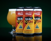 Rutland BeerWorks Baby Boom Triple IPA