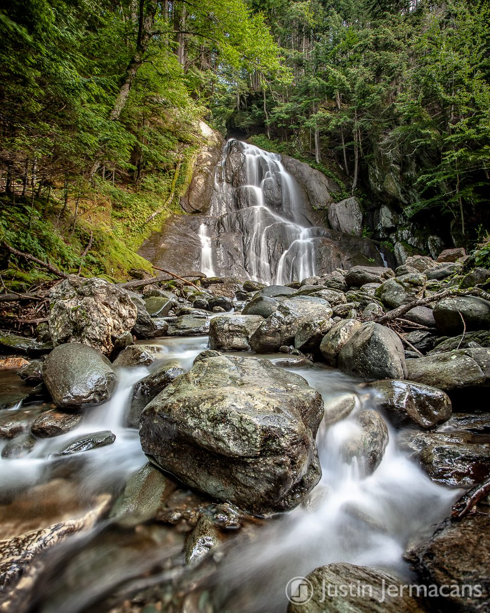 Moss Glenn Falls, VT
