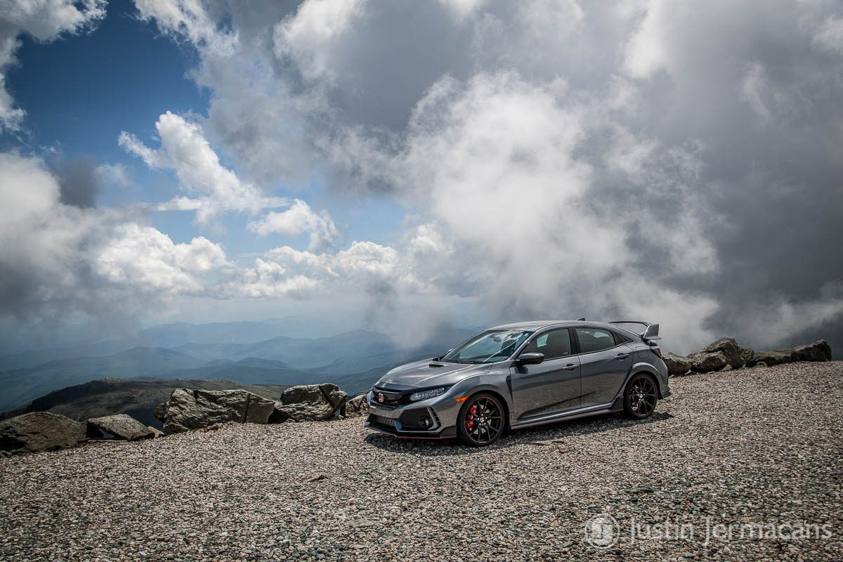 6200 feet up in the clouds - Mount Washington, NH
