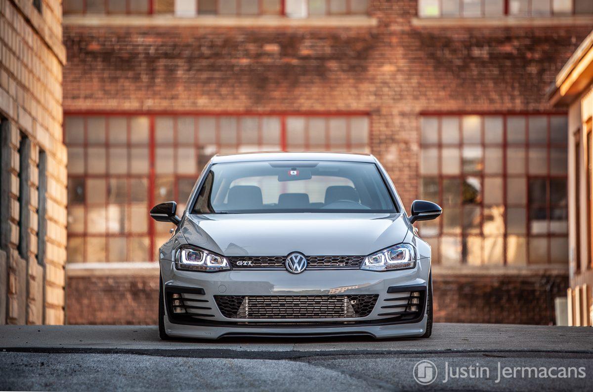 MK7 Volkswagen Golf GTI Photography - Rutland Vermont