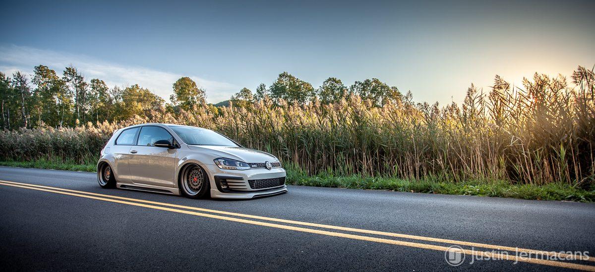 MK7 Volkswagen Golf GTI Photography - West Rutland Vermont